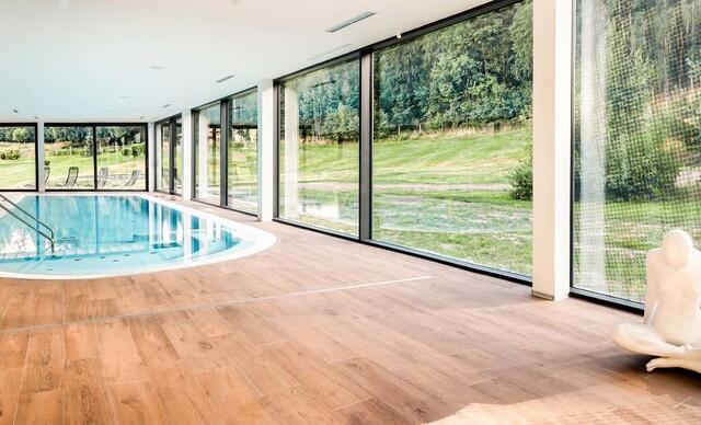 Luxusný Cihelny Golf & Wellness Resort**** s polpenziou, masážou a neobmedzeným wellness