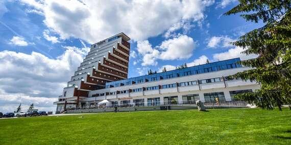 Relax v hotelu Panorama **** u Štrbského plesa s wellness, polopenzí a dítětem zdarma / Vysoké Tatry - Štrbské Pleso