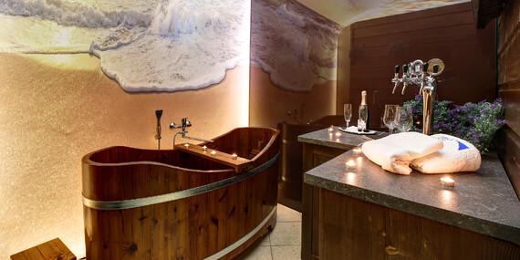 Wellness pobyt na Prednej hore s ubytovaním v chatke s polpenziou, soľnou jaskyňou a darčekom / Muráň - Predná Hora