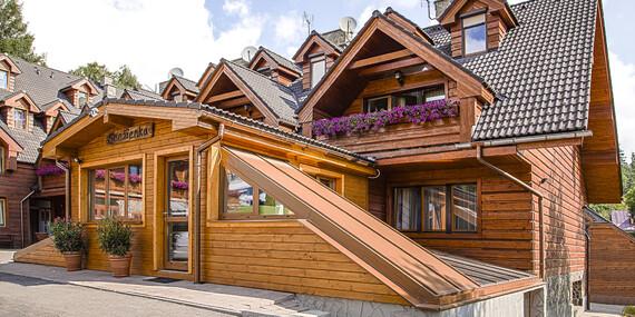 Jarný relax v Tatrách a útulné ubytovanie v penzióne Snežienka s raňajkami/Vysoké Tatry - Tatranská Lomnica
