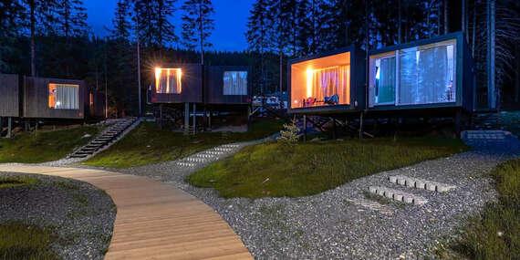 Björnson Tree Houses – nezabudnuteľná dovolenka s polpenziou uprostred lesa pod Chopkom / Demänovská Dolina - Jasná