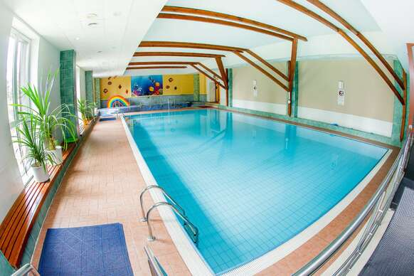 Exkluzívny Hotel Patria**** priamo na Štrbskom Plese s wellness a najkrajším výhľadom vo Vysokých Tatrách.