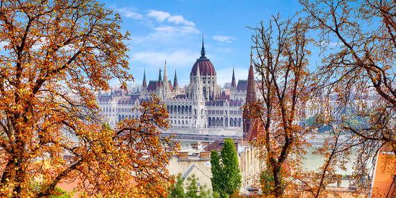 Centrum Budapešti pohodlně - s ubytováním a snídaněmi v City Hotelu Unio***/Maďarsko - Budapešť