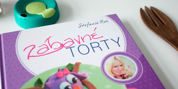 Zábavné torty - kniha pre kreatívne duše, ktoré milujú pečenie/Slovensko