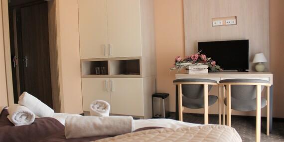 Relax v Kúpeľnom hoteli KUBO*** v Lúčkach s plnou penziou, kúpaním a procedúrami/Liptov - Lúčky