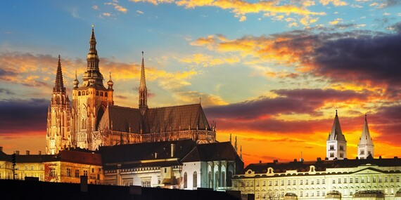 4-hvězdičkový pobyt pro dva za super cenu v pražském hotelu Aida ****/Česká republika - Praha