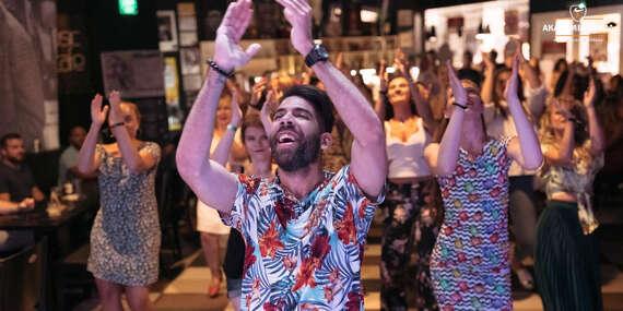 Perfektná postava vďaka tanečnému kurzu v Bailadora Dance Group (lektor aj z Venezuely)/Bratislava - Ružinov