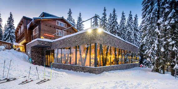 Kúzelná zima priamo pod Chopkom v známom hoteli Björnson*** s polpenziou a zľavou na lanovku/Demänovská Dolina – Jasná