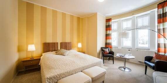 Designový Hotel Golf Garni*** v Mikulově se snídaní a vstupem do privátní sauny i na Velikonoce / Jižní Morava - Mikulov