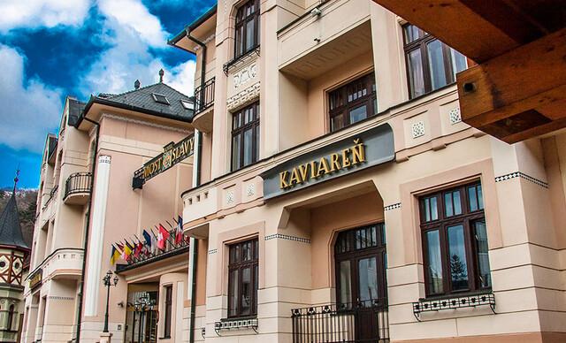 Hotel MOST SLÁVY***