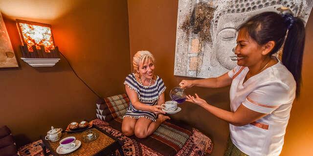 Obľúbené masáže od pravej Thajčanky na Obchodnej.