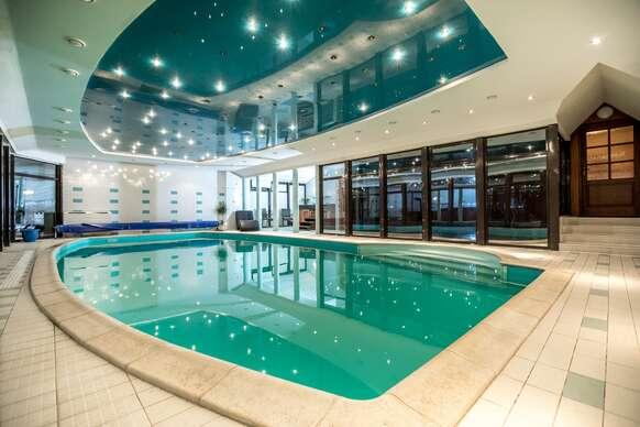 Celá Vila Aurora v Tatrách s bazénom, wellness a grilom iba pre vás (až 14 ľudí)