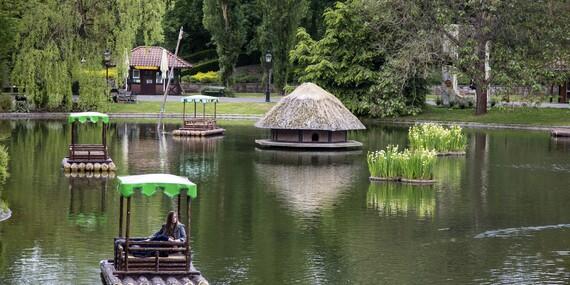 Zábavný den v německém Heide Parku včetně celodenní vstupenky pro 1 osobu/Německo - Soltau