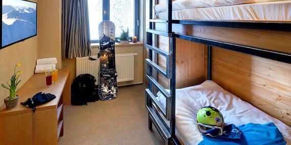 Zimný pobyt priamo na vrchole Chopku v hoteli Rotunda/Chopok