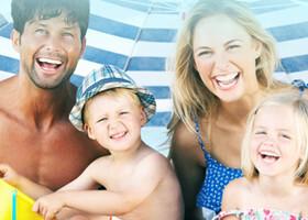 Ako vyzerá rodinná dovolenka? Predstavy vs. realita