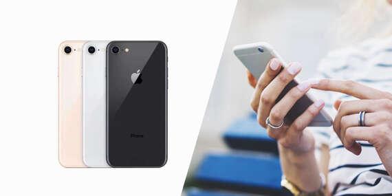 Nekupujte nový, ale recyklujte: predvádzací/zánovný iPhone 8, 64 GB so zárukou 1 rok/Slovensko