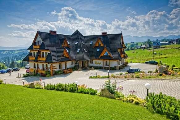 Letná dovolenka v poľskom hoteli Redyk*** s polpenziou a voľným vstupom do SPA