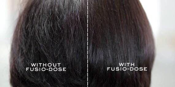Expresná regenerácia zničených vlasov intenzívnym koktejlom Fusio-Dose vo všetkých 3 salónoch/Košice