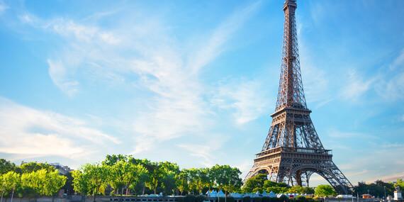 3denní zájezd do Paříže s návštěvou Disneylandu a focením u Eiffelovy věže/Francie - Paříž