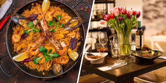 "Španielske menu z La Cava Barcelona so sebou ""take away"" / Bratislava - Staré Mesto"