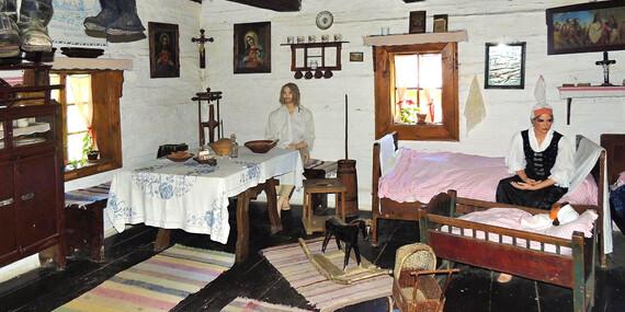 Vstupy do Skanzenu Vychylovka s výnimočnou atmosférou a unikátnym historickým vláčikom/Čadca