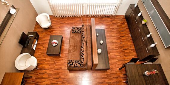 Pobyt pre rodinu alebo pár v apartmánoch s wellness a výhľadom na panorámu Tatier/Vysoké Tatry - Svit