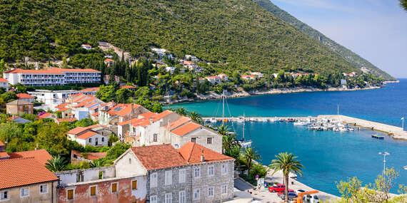 ALL INCLUSIVE Chorvátsko v hotelovom komplexe priamo pri pláži a dieťa na prístelke do 12 rokov zdarma/Chorvátsko - Pelješac - Dubrovnik–Neretva