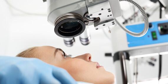 Laserová operácia očí Epi-LASIK v zdravotníckom centre PANMED/Nové Zámky