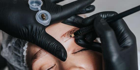 Microblading phibrows najkvalitnejšia technika tetovania obočia/Bratislava - Petržalka