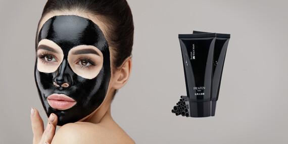 Kyselina hyalurónová alebo čierna kórejská maska pre dokonalú pleť/Slovensko