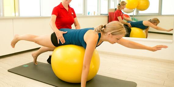Fyzioterapeutické vyšetrenie a individuálne cvičenia v súkromnom zdravotníckom centre Hippokrates/Bratislava - Ružinov