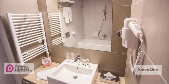 All inclusive v oblíbeném Hotelu Park Inn **** Sárvár v termálních lázních s neomezeným wellness až do června 2020/Maďarsko - Sárvár