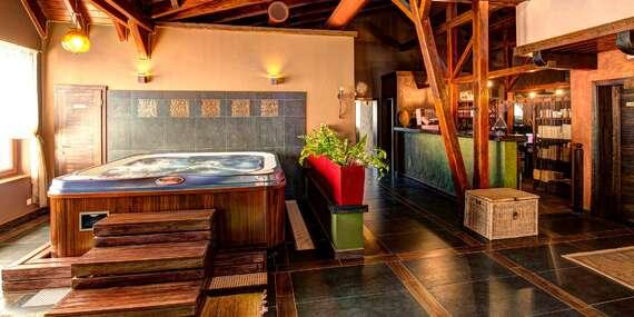 Wellness leto na toskánsky štýl v hoteli Galileo Donovaly**** s polpenziou a úžasným personálom / Liptov - Donovaly