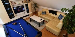 Skupinový apartmán so samostatným vchodom