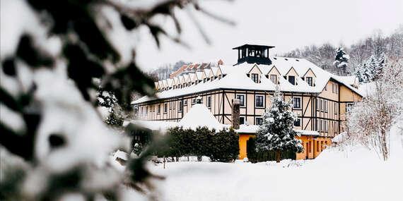 Rodinný hotel GOLFER*** v tichu Kremnických vrchov len 15 minút od ski centra Skalka aréna/Kremnica