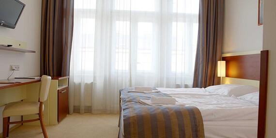 Novozrekonštruovaný hotel Gloria**** len 8 min. od centra Prahy/Praha - Česko