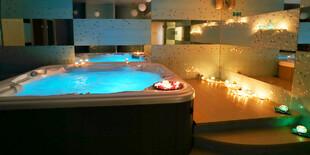 SPA & Wellness v hoteli Vesta*** je miestom, kde zanechávate stres a problémy každodenného života