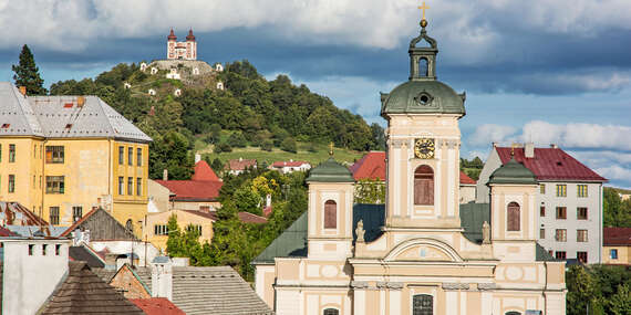 Relax v najkrajšom hoteli Banskej Štiavnice v hoteli Salamander*** + dieťa do 7 rokov v cene/Banská Štiavnica