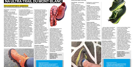 Ročné predplatné časopisu Running/Slovensko