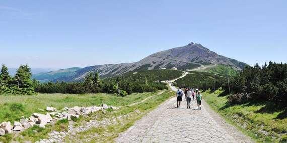 Horský pobyt v Krkonoších na chatě Malá Rennerovka s polopenzí a platností do prosince 2020 / Krkonoše - Strážné