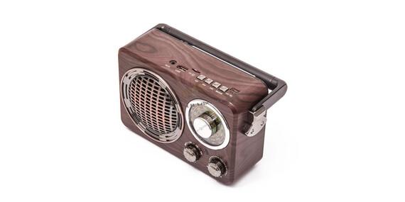 Retro rádio a bluetooth reproduktor 2v1/Slovensko