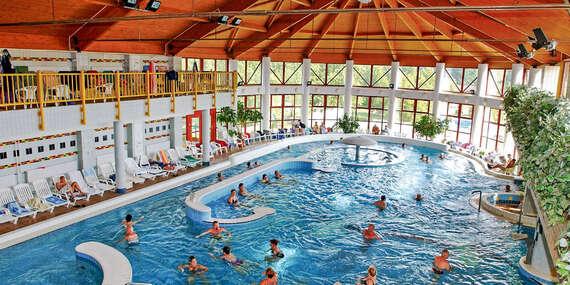 Kúpele + aquapark Zalakaros neobmedzene s ubytovaním a polpenziou v luxusnom hoteli Park Inn**** (možnosť ALL INCLUSIVE)/Madarsko - Zalakaros
