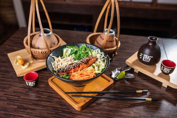 Việt Phố: Ázijské menu s polievkou so sebou