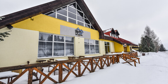 Pobyt vo Vysokých Tatrách s polpenziou a wellness v rodinnom hoteli Rysy*** - aj počas Veľkej noci/Vysoké Tatry - Tatranská Štrba
