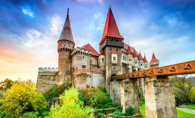 Rumunsko a tajuplná Draculova Transylvánia