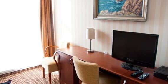 Pobyt v jedinečnom hoteli Encián*** len pár krokov od Kúpeľov Rajecké Teplice/Rajecké Teplice
