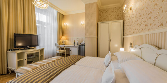 Wellness ajurvédsky pobyt v centre Košíc pre 2 osoby na 2 noci s raňajkami a masážami/Košice - Staré Mesto