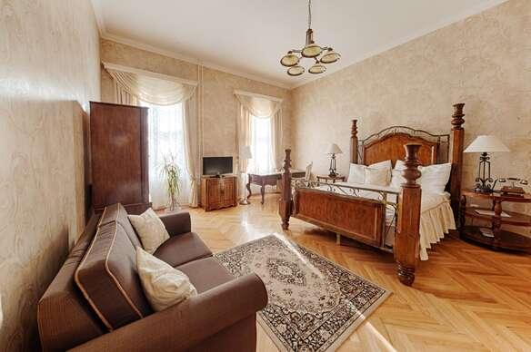 Romantika so vstupom do wellness a polpenziou v Chateau Földváry****