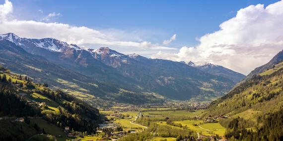 Zimní dovolená v penzionu Haslinger v Salcburských Alpách se snídaní/Rakúsko - Salzburg - Bad Gastein