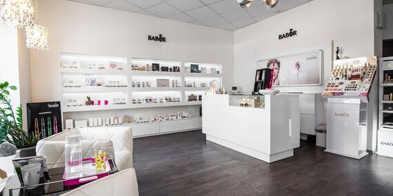 Darčeková poukážka na kozmetické ošetrenie pleti v Babor Beauty SPA/Bratislava - Staré Mesto